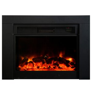 Uplifter Electric Fireplace Insert by Y Decor