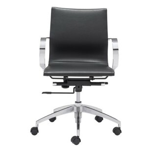Big Save Shara Low Back Conference Chair by Orren Ellis Reviews (2019) & Buyer's Guide