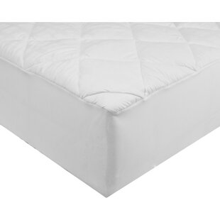 Hotel Polyester Mattress Pad by St.James Home Today Only Sale