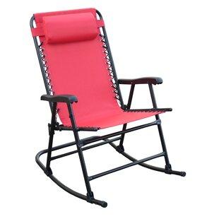 Camping Folding Rocking Chair | Wayfair.ca