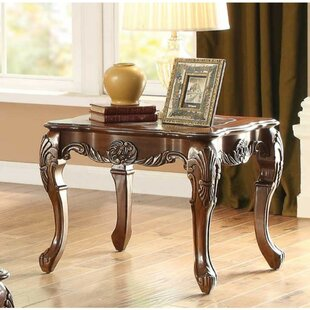 Donelson Engraved End Table