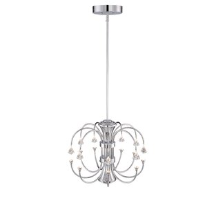 Designers Fountain Galaxy 9-Light Novelty Chandelier
