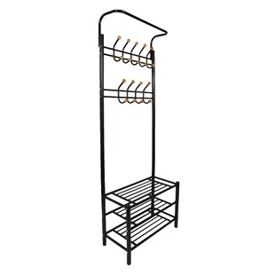 Metal Coat Rack And Umbrella Stand By Symple Stuff