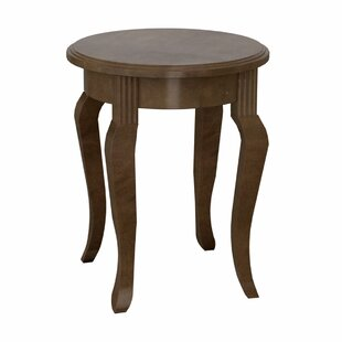Carnegie Hill End Table by Akin