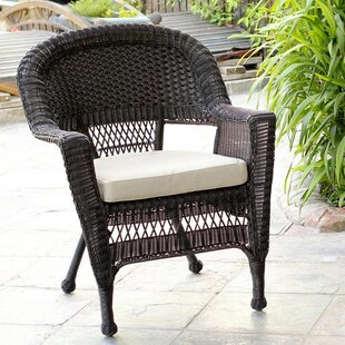 Wicker Lane Lounge Chair with Cushion (Se..