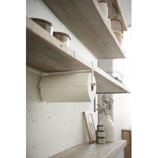 Jamari Under Shelf Paper Towel Holder by Corrigan Studio