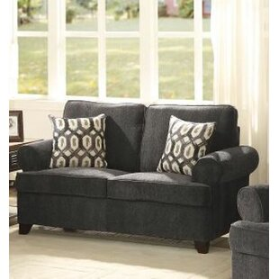 Redding Loveseat by Darby Home Co
