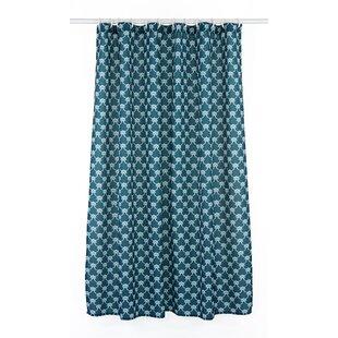 Manhattan Trellis Shower Curtain Set