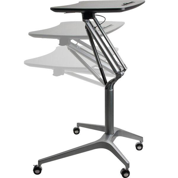 Lorell Adjustable Laptop Cart