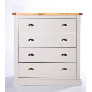 Humberto 4 Drawer Chest By House Of Hampton
