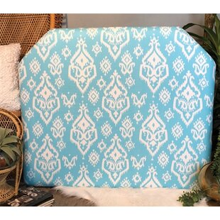 Halsey Twin/Twin XL UpholsteredPanel Headboard by Harriet Bee