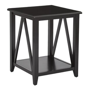 Low priced Whitbeck End Table by Winston Porter