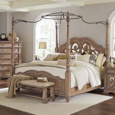 George Canopy Bed by One Allium Way