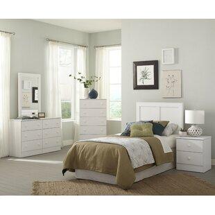 Fritsch Twin 5 Piece Bedroom Set