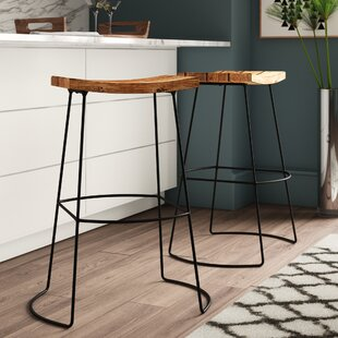 Coan 30 Bar Stool (Set of 2) by Mercury Row