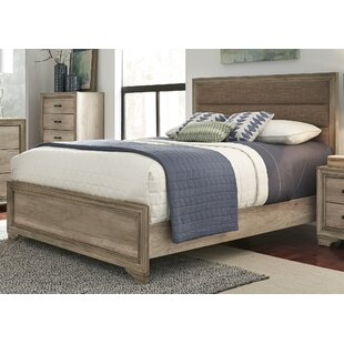 Laurel Foundry Modern Farmhouse Payne Upholstered Panel Bed