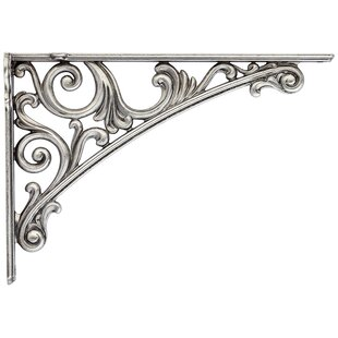 Viola Decorative Shelf Bracket by Bosetti-Marella