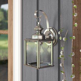Birch Lane™ Pellston Outdoor Wall Lantern