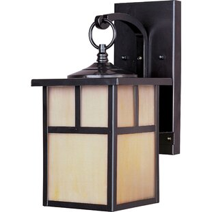 Read Reviews Boricco Outdoor Wall Lantern By Loon Peak