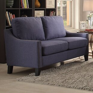 Graeme Loveseat by Breakwater Bay