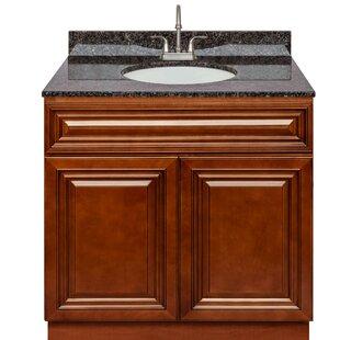 Find for Ilkley 36 Single Bathroom Vanity Set ByCharlton Home