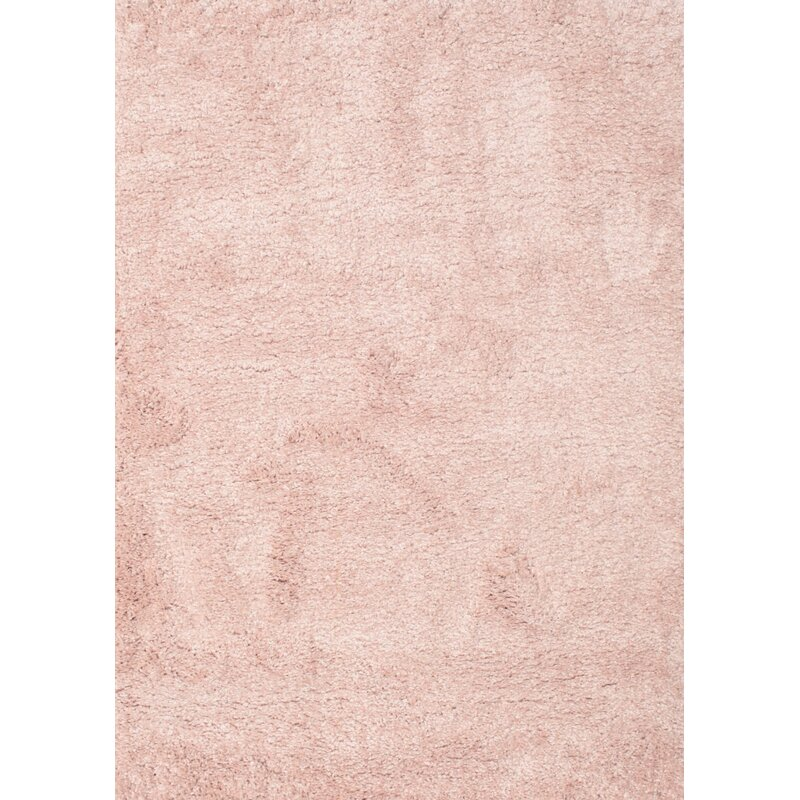 Mercer41 Langlois Hand Tufted Wool Pink Area Rug Wayfair