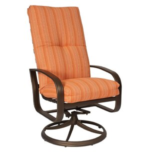 Woodard Cayman Isle Patio Chair with Cush..