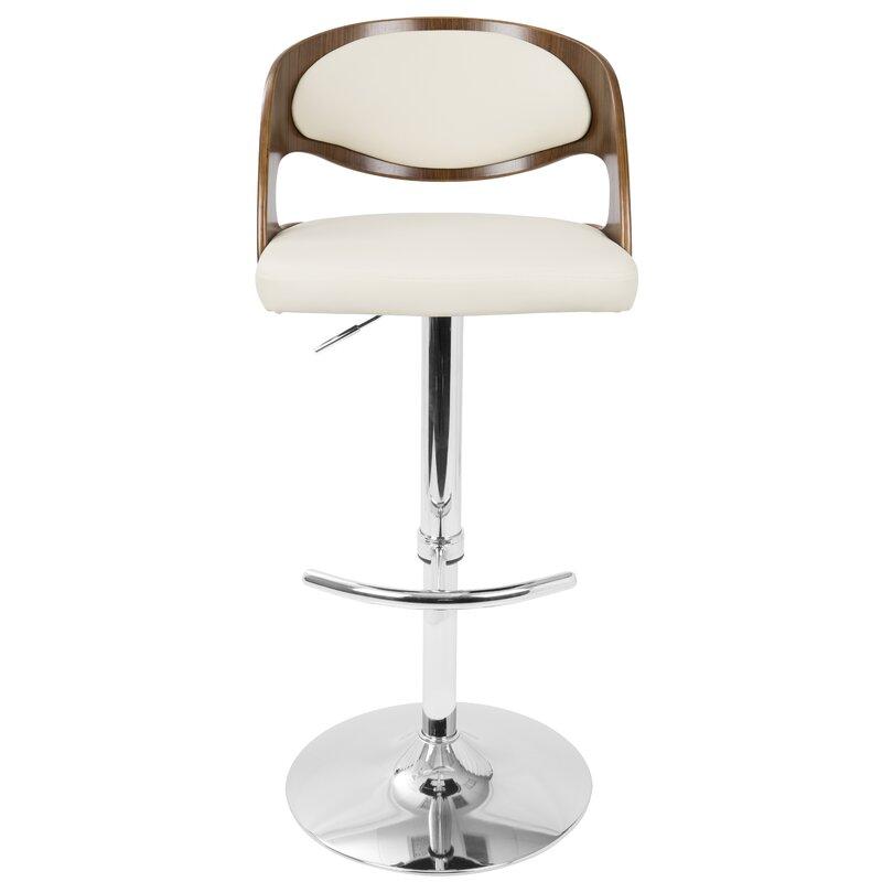Incredible Wade Logan Swivel Bar Stool Bar Stools Counter Height Uwap Interior Chair Design Uwaporg