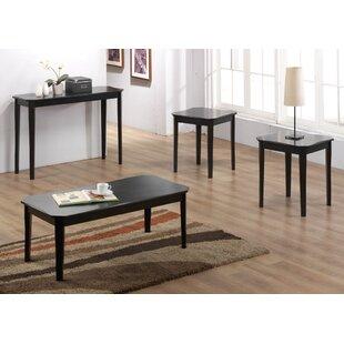 3 Piece Coffee Table Set Monarch Specialties Inc.