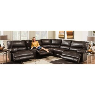 Bane Reclining Sectional Chelsea Home Furniture
