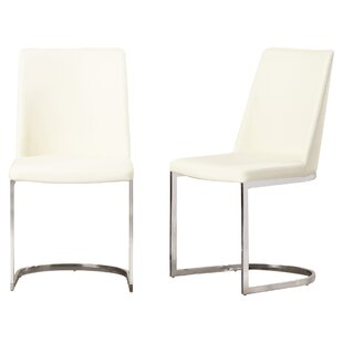 Farranacushog Upholstered Dining Chair (Set of 2)