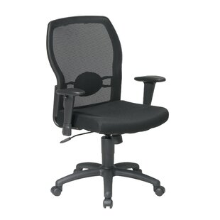 Hathcock Ergonomic Task Chair by Symple Stuff Best #1