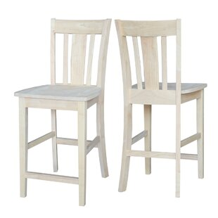 Darby Home Co Sites 24 Bar Stool