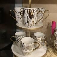 Mercer41 Mcwhorter 6 Piece Coffee Mug
