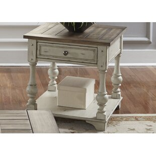 Rosecliff Heights Wrightsville End Table