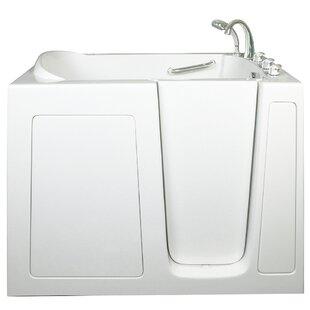 Ella Walk In Baths Low Threshold Hydrotherapy Whirlpool Walk-In Tub