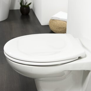 40cm round toilet seat. Ventura Round Toilet Seat Square Soft Close  Wayfair Co Uk
