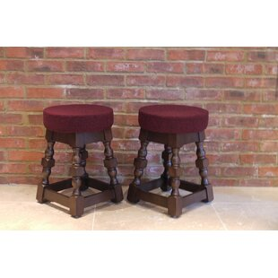 Engelbrecht 50cm Bar Stool (Set Of 2) By ClassicLiving