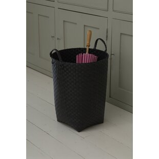 Round Strapping Laundry Bin By Symple Stuff