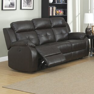 AC Pacific Troy Reclining Sofa