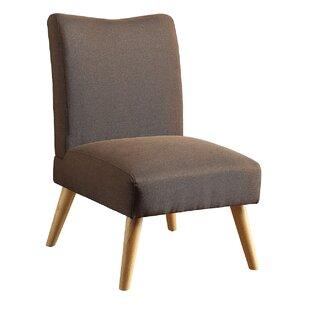 Union Rustic Brodeur Slipper Chair