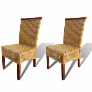 Maya Dining Chair (Set of 2) Bay Isle Home