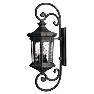 Hinkley Lighting Raley 4-Light Outdoor Wall Lantern