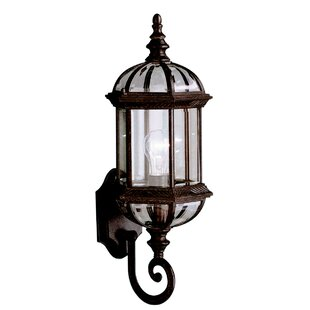 New Street 1-Light Outdoor Wall Lantern by Kichler