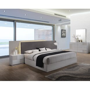 Lyset Platform Bedroom Set