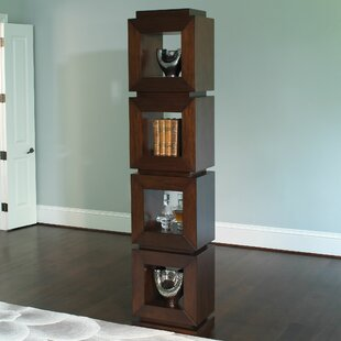 Buy clear Skyscraper Cube Bookcase by Global Views
