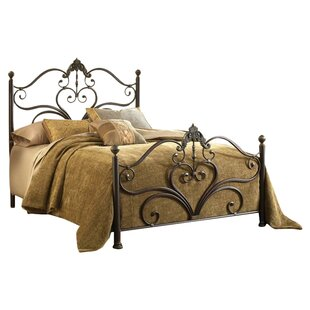 Higham Panel Bed by World Menagerie