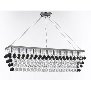 Rosdorf Park Inglewood 11-Light Kitchen Island Pendant