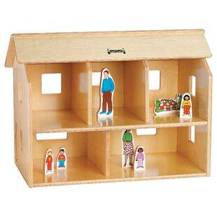Great Price KYDZ Dollhouse ByJonti-Craft