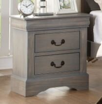 Find the perfect Trafford 2 Drawer Nightstand ByCharlton Home